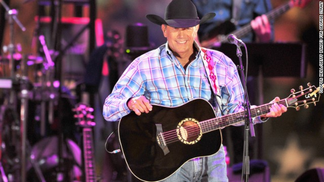 At 62, George Strait has been impressing listeners for more than 30 years, but the announcement that he was giving up touring led to record ticket sales. <a href='http://www.cnn.com/2014/04/07/showbiz/music/acm-awards-2014-miranda-lambert-rs/'>The 2013 CMA Entertainer of the Year</a> made $26 million last year.