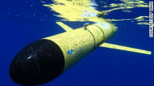 Underwater vehicles reveal ocean's secrets