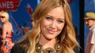 The return of Hilary Duff, the singer