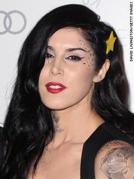 Los tatuajes extraños de las celebridades