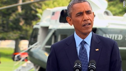 Obama: New sanctions for Russian energy, arms and finance sectors