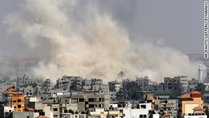 Hamas rejects call for cease-fire