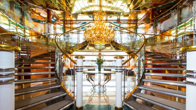 London's new superyacht hotel hopes to open its 136 rooms to the public by the end of August, says its owners Sunborn.