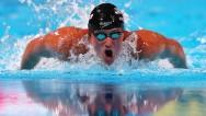 La dieta de 10.000 calorías de un nadador olímpico