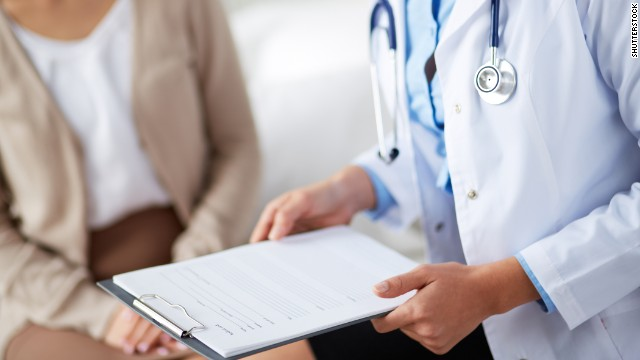 Many patients are embarrassed about some symptoms, but doctors say they want to hear about it.