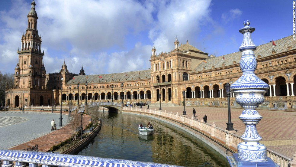 7. Seville (Spain)