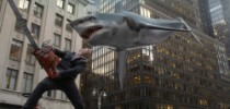 'Sharknado 2' whips up frenzy