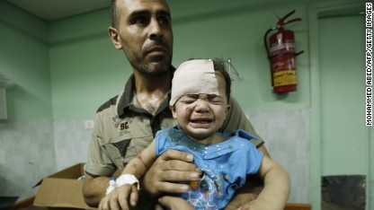 Attack on U.N. school in Gaza: 19 dead