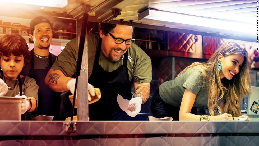 El humilde camión de comida llega a Hollywood