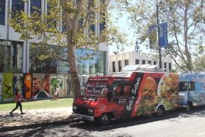 Los camiones de comida y la historia