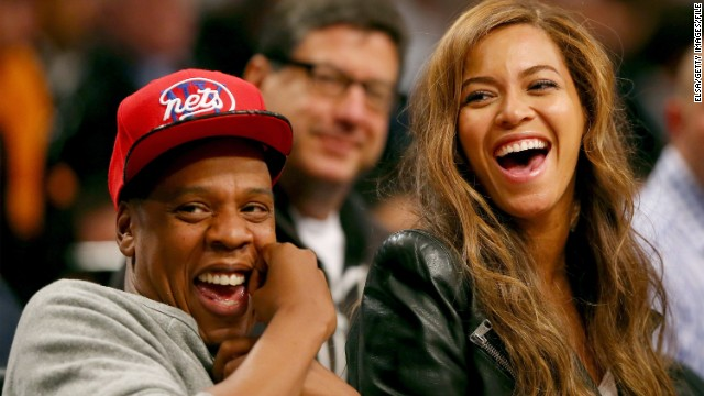 Beyonce's favorite hue is still 'Jay Z Blue'