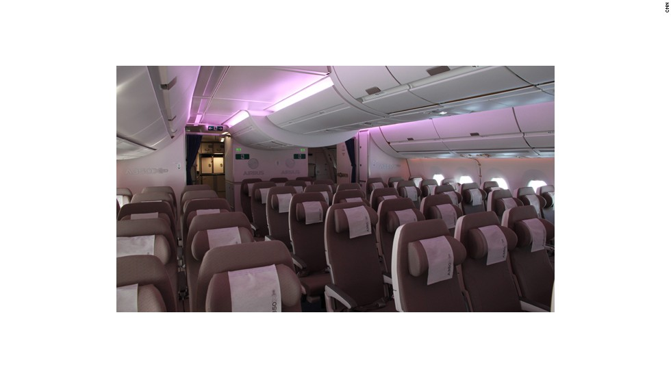 Vuelo de prueba del Airbus A350XWB