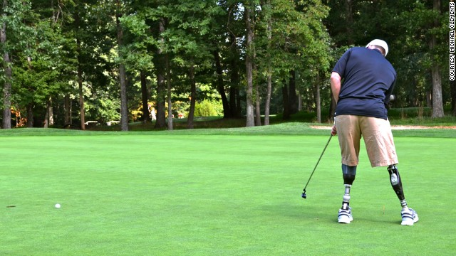 WLGO competitors pay a standard green fee and $10 donation to Wounded Warriors, and get to play prestigious courses.