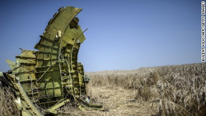 Experts reach MH17 crash site area