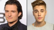 "Justin Bieber tweeted ""Keeping it positive"" just hours after a clash in a Spanish nightclub with Orlando Bloom on Wednesday."