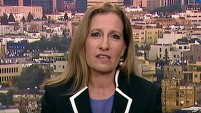 Israeli mom describes life under attack