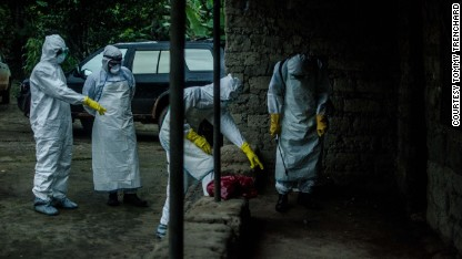 Ebola outbreak could be 'catastrophic'