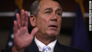 Boehner's mixed messages on ISIS vote