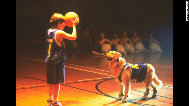 "<strong>""Air Bud"" </strong>and<strong> ""Air Bud: Golden Receiver"" (1997, 1998):</strong> A boy and his sports-playing dog make for delightful viewing in these two family films. <strong>(Netflix) </strong>"