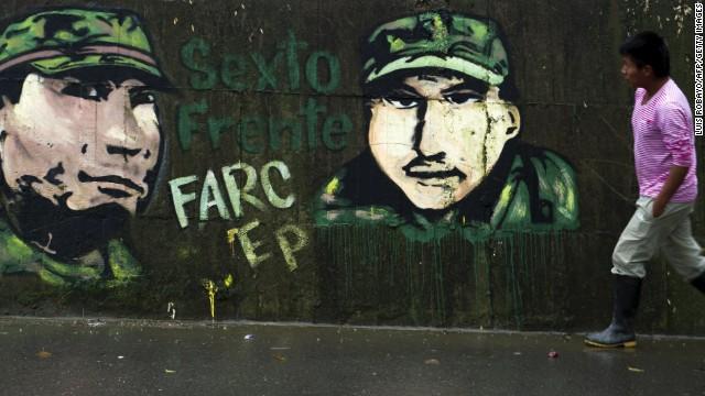 Indignación por la muerte de una niña de dos años en un ataque atribuido a las FARC