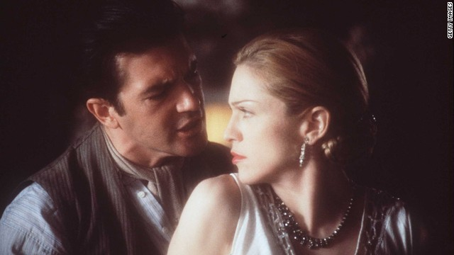"""<strong>""""Evita"""" (1996):</strong> Don't cry for her, Argentina. This film version of the musical, starring Madonna, centers on the woman who would become first lady of Argentina. <strong>(Netflix)</strong>"""