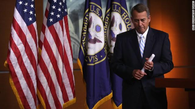 Los republicanos demandan al gobierno de Estados Unidos por el 'Obamacare'