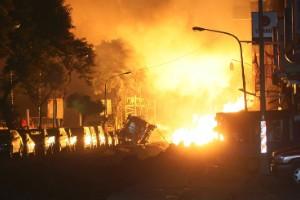 Explosión en sistema de gas de Taiwán
