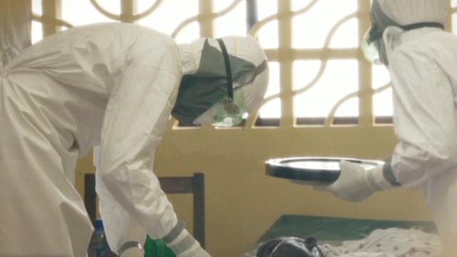 Hospital de Atlanta listo para tratar a los pacientes de Ébola