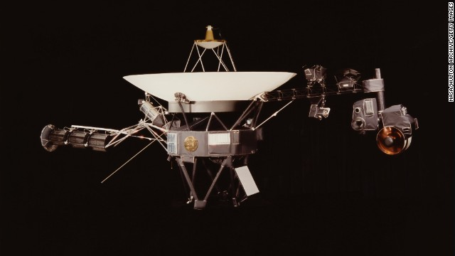 Scientists may dispute the <a href='http://news.agu.org/press-release/voyager-spacecraft-might-not-have-reached-interstellar-space/' target='_blank'>exact location of Voyager 1</a>, but the spacecraft remains one of NASA's greatest success stories. Take a look at some of the amazing images the probe has provided its Earthbound audience.