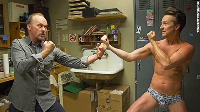 Why everyone's talking about Michael Keaton's 'Birdman'