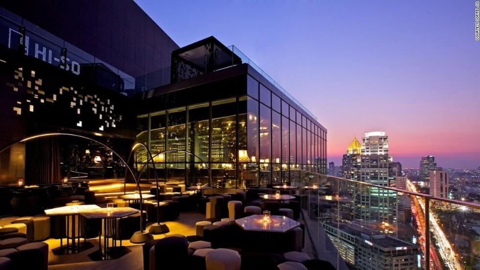 Ciudades más nocturnas: 10. Bangkok