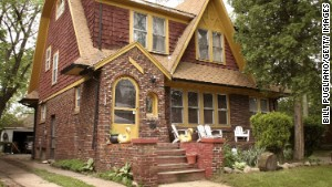 Rickey Wilson Sr.\'s northwest Detroit house became the scene of a 2004 search after blood was found on floorboards.