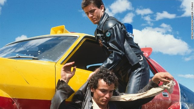 """<strong>""""Mad Max"""" (1979):</strong> The story of a post-apocalyptic cop out to avenge his family made Mel Gibson a star. <strong>(Netflix and Amazon) </strong>"""