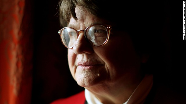 Roman Catholic nun Helen Prejean has been on a mission to end the death penalty for three decades.