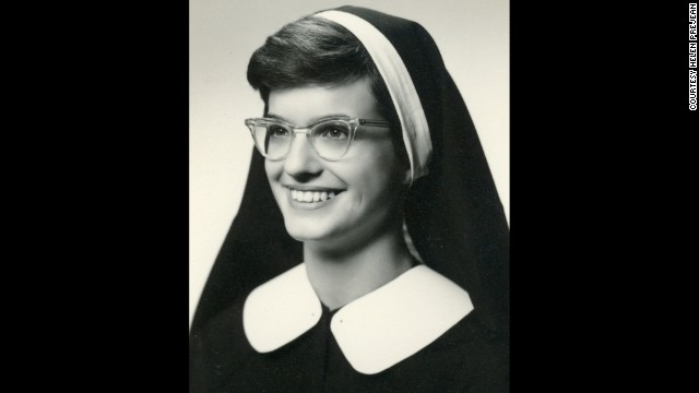 In her youth, Prejean jokes, a Catholic woman had two choices: get married or become a nun. She picked the latter and joined the Congregation of St. Joseph in 1957.