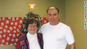 Helen Prejean visits Manuel Ortiz on Louisiana\'s death row. She believes he is innocent.