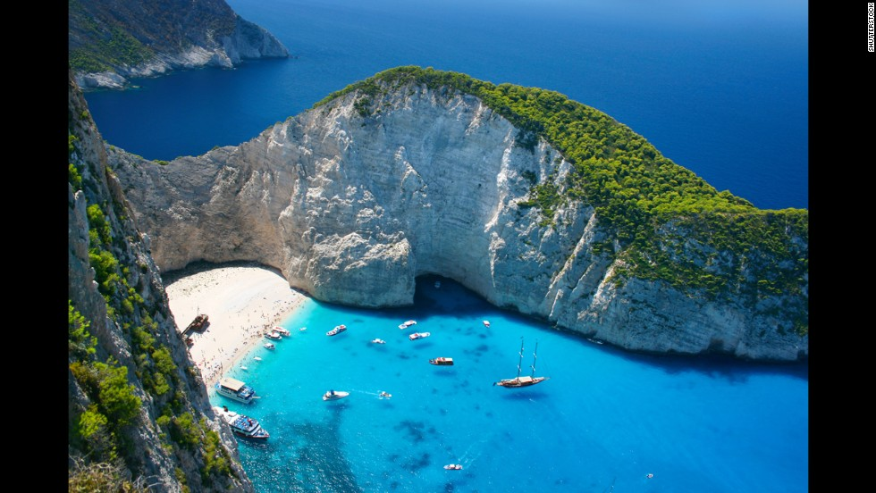 20 impresionantes playas rodeadas de acantilados