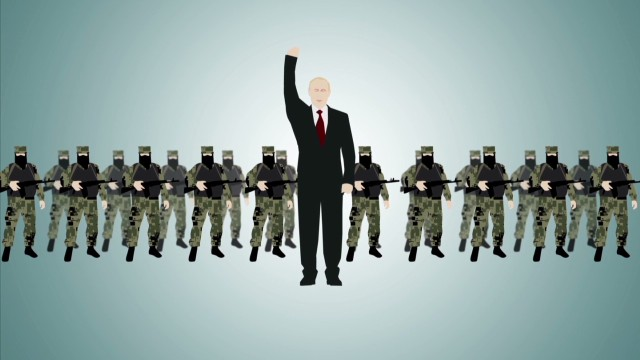 Does Putin want war in Ukraine?