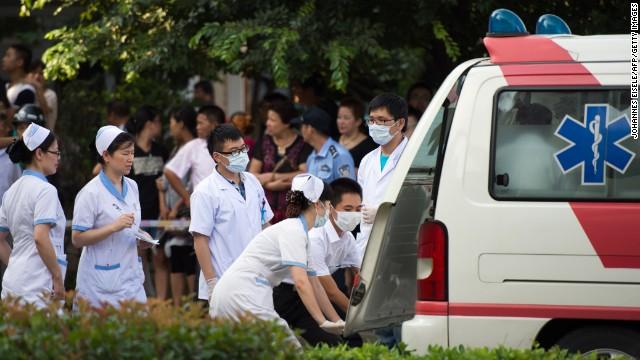 Mueren 65 personas y 150 resultan heridas en la explosión de una fábrica en China