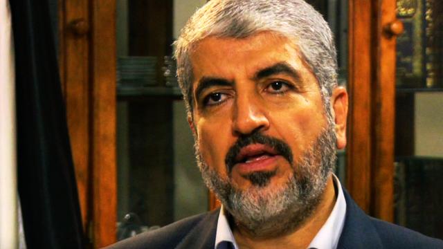 Exclusivo CNN: Dentro de la mente del líder político de Hamás