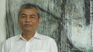 Youk Chang, survivor of the Khmer Rouge killing fields, has authored several articles on justice and reconciliation in Cambodia.