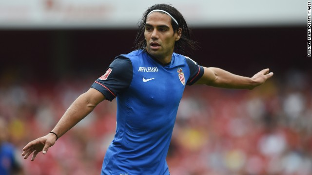 Radamel Falcao will be the man to watch for Monaco after recovering from a knee injury which forced him to miss the World Cup. Monaco reached the Champions League final in 2004 where it was beaten by Porto.