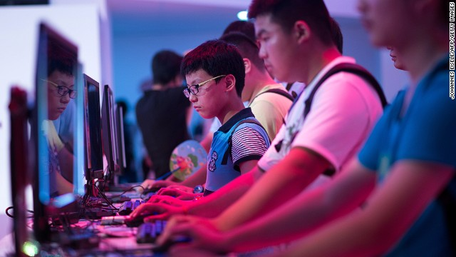 More than 250,000 visitors packed out the event this year to sample the newest games on the market.