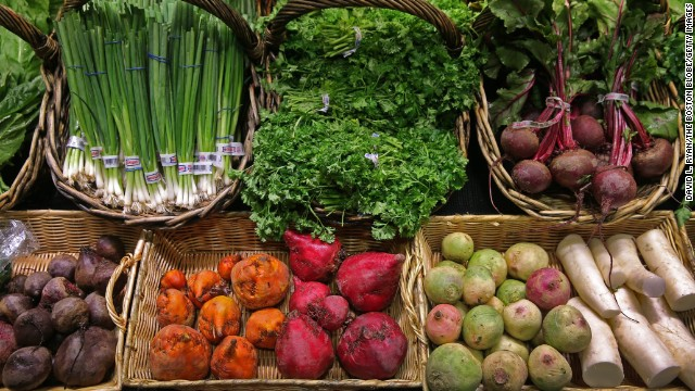 Is organic food worth it, health-wise?