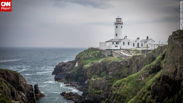 <a href='http://ireport.cnn.com/docs/DOC-1135122'>Doug Bardwell</a> of Columbia Station, Ohio, will drive out of his way for a good lighthouse photo any time he is on a coast. This one in Fanad Head, Ireland, was one of his favorites.