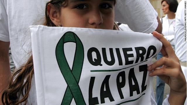 Historias de perdón y reconciliación en Colombia
