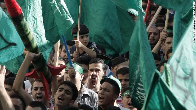 ¿Qué potencias de Medio Oriente apoyan a Hamás?