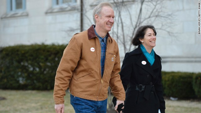 Illinois GOP candidate for governor says state shutdown an option
