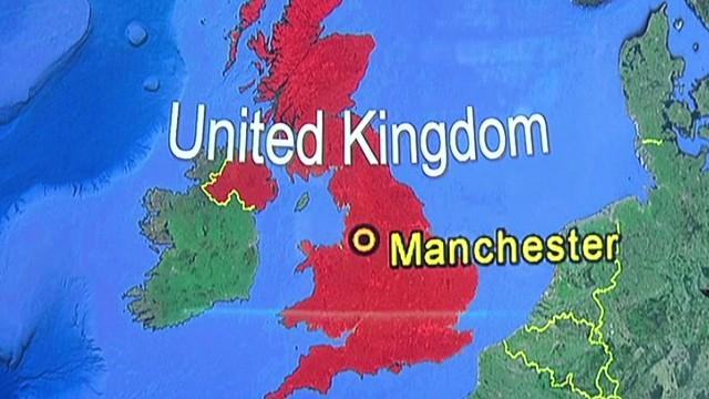 Un jet escolta a un avión comercial a Manchester ante una presunta amenaza