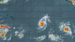 Hawaii storms: Iselle's outer bands bring rain to Big Island